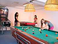 Billard-Kicker-Flipper